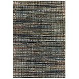 StyleHaven Brody Textured Striped Rug