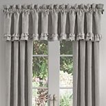 37 West Emelia Alloy Window Straight Valance