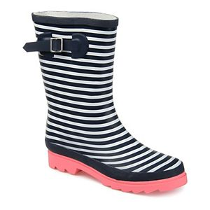 Journee Collection Seattle Women's Waterproof Rainboots