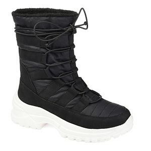 Journee Collection Icey Fashion Women's Winter Boots