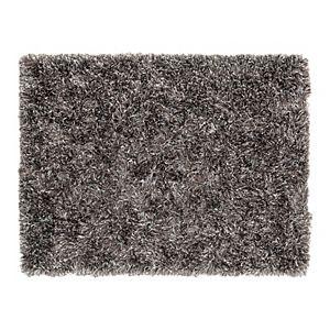 Chesapeake Microfiber Polyester Lurex Shag 5'x7' Elstra Area Rug