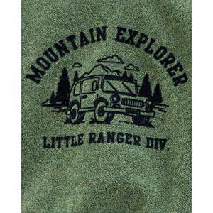 Baby Boy Carter's Camping Pullover, Bodysuit & Pants Set