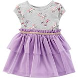 Baby Girl Carter's Unicorn Tutu Dress