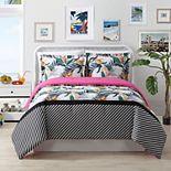 Body Glove Litz Leaf Tropical Comforter Set