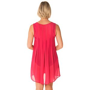 Women's PB Sport Pleated Back Cover Up