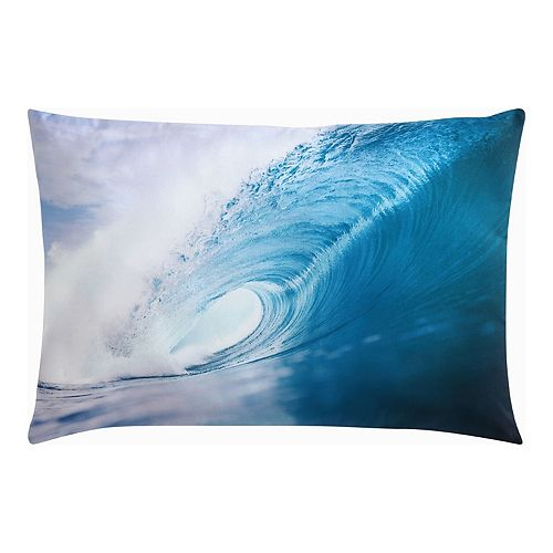 Body Glove The Wave Throw Pillow