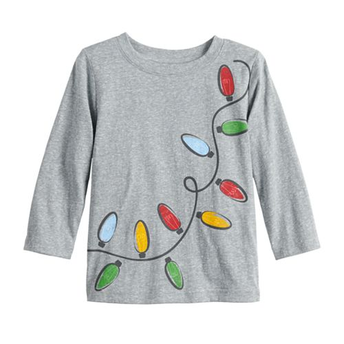 Baby Boy Jumping Beans® Lights Tee
