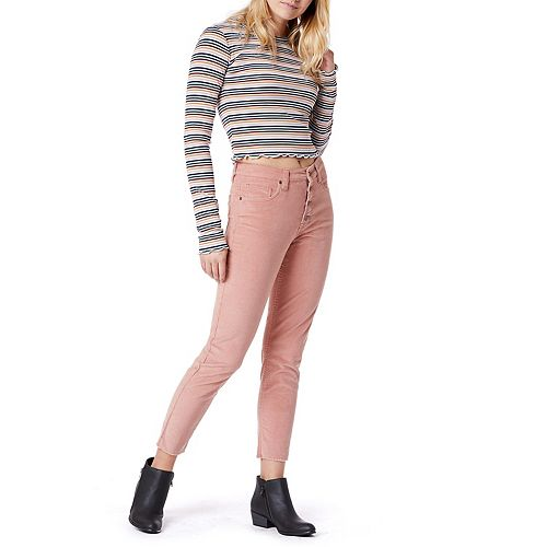 Juniors' Unionbay Stretch Corduroy Skinny Pants