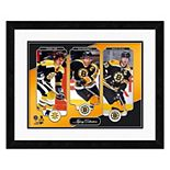 Boston Bruins Legacy Framed Photo