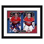 Montreal Canadiens Legacy Framed Photo