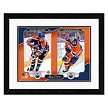 Edmonton Oilers Legacy Framed Photo