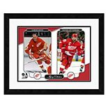 Detroit Red Wings Legacy Framed Photo