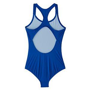 Girls 7-16 Nike Essential Racerback One-Piece Swimsuit