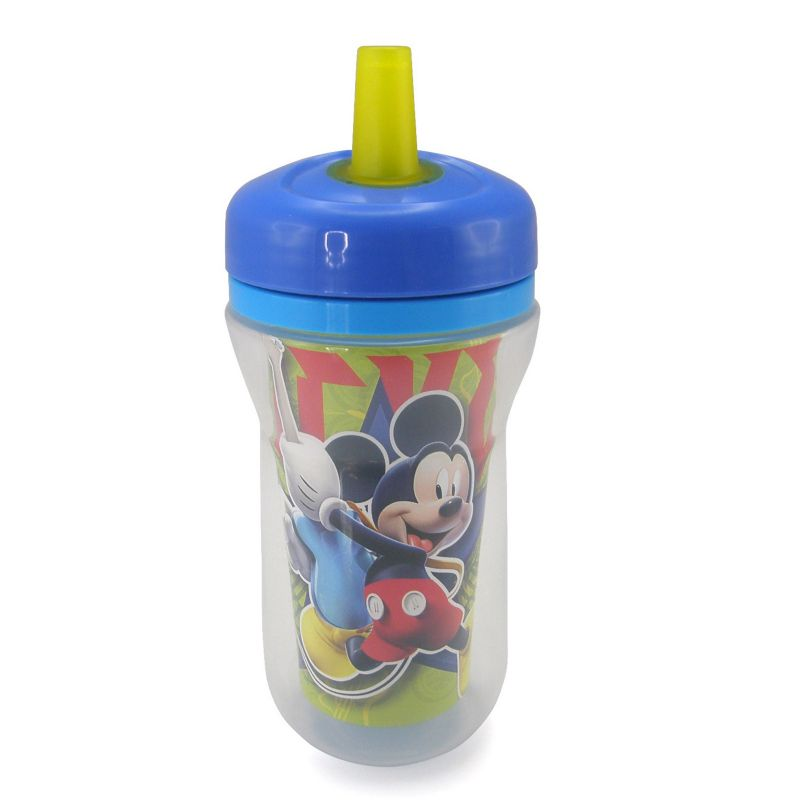 The First Years Disney Mickey Mouse Insulated Straw Cup, 1 ea 89441160