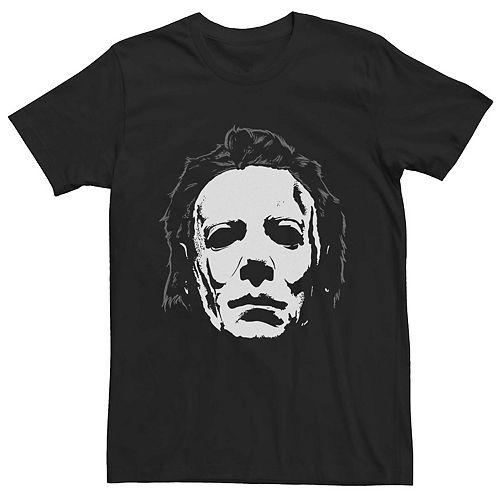 Men's Halloween 2 Michael Myers Mask Tee