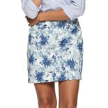 Women's Croft & Barrow® Effortless Stretch Skort