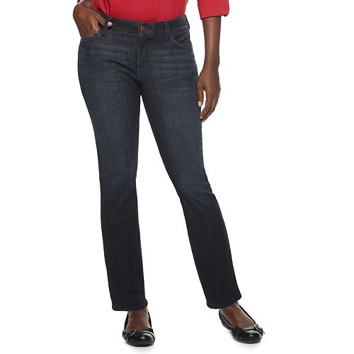 Women's Croft & Barrow® Skinny Jeans