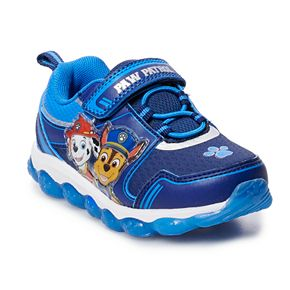 Paw Patrol Chase & Marshall Toddler Boys' Light Up Shoes