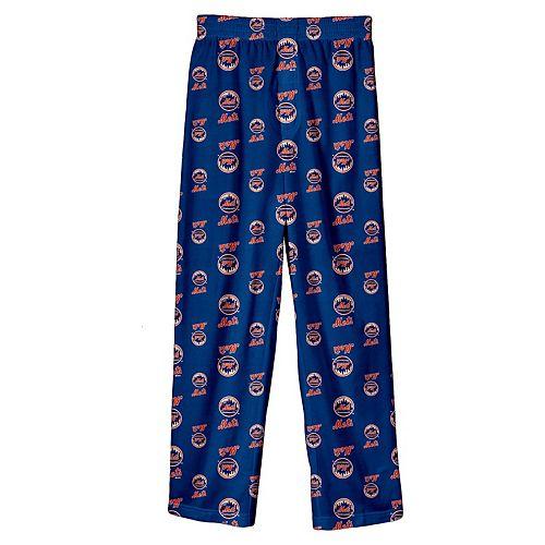 Boys 4-20 New York Mets Logo Lounge Pants