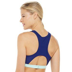 Women's adidas Racerback Crop Bikini Top