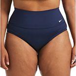 Plus Size Nike Essential High Waisted Bikini Bottoms