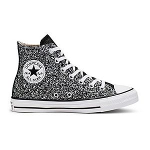 Women S Converse Chuck Taylor All Star Glitter Ox Low Top Sneakers