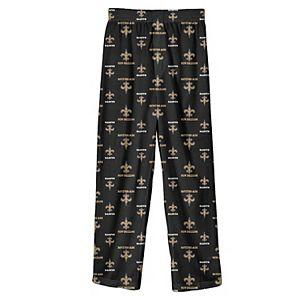 Boys 4-20 New Orleans Saints Printed Lounge Pants
