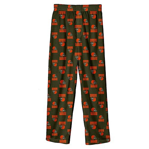Boys 4-20 Cleveland Browns Printed Lounge Pants