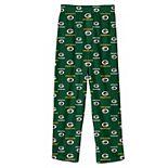Boys 4-20 Green Bay Packers Printed Lounge Pants