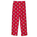 Boys 4-20 Kansas City Chiefs Printed Lounge Pants