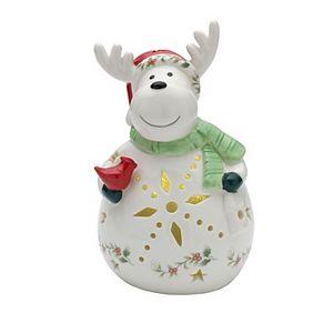 Pfaltzgraff Winterberry LED Reindeer