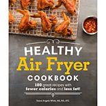 """""""Healthy Air Fryer"""" Cookbook"""