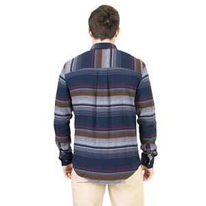 Men's Mountain and Isles Baja Comfort Series Classic-Fit Adventure Button-Down Shirt