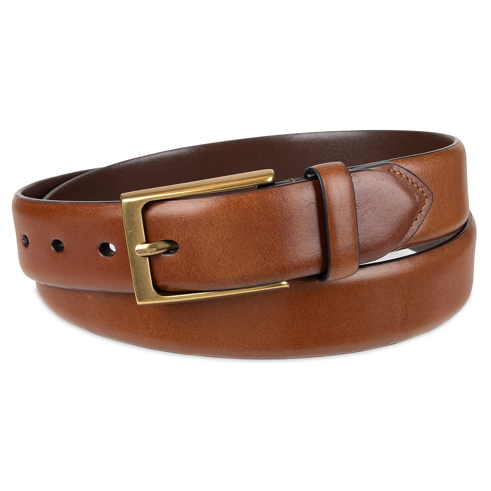 Men's Croft & Barrow® C&B Elevated Dress Belt - Brown