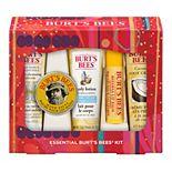 Burt's Bees 5-Piece Essential Kit Holiday Gift Set
