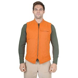 Men's Mountain and Isles Modern-Fit Sueded Quilted Vest
