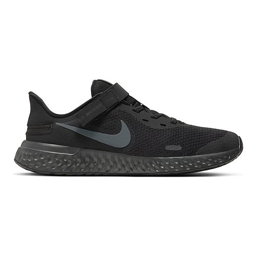 Nike Revolution 5 FlyEase Grade School Kids' Running Shoes