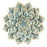 Cape Craftsmen Large Layered Metal Wall Flower