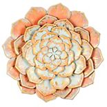 Cape Craftsmen Medium Layered Metal Wall Flower