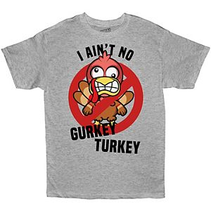 Boys 8-20 FGTeeV Gurkey Turkey Graphic Tee