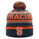 Men's Top of the World Syracuse Orange Buddy Pom Knit Beanie