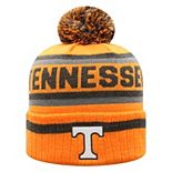 Men's Top of the World Tennessee Volunteers Pom Buddy Knit Beanie