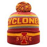 Men's Top of the World Iowa State Cyclones Pom Buddy Knit Beanie