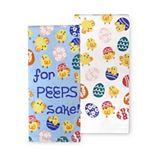 Celebrate Easter Together Peeps Sake Kitchen Towel 2-pk.