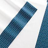 Novogratz Amelie Grey Cotton Sheet Set