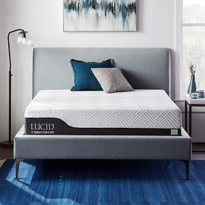 Lucid Dream Collection 12-in. Gel & Aloe Vera Hybrid Mattress