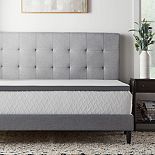Lucid Dream Collection 2-in. Charcoal Memory Foam Mattress Topper