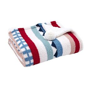 Novogratz Huxley Stripe Throw