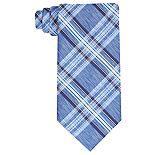 Men's Croft & Barrow® Byron Plaid Tie