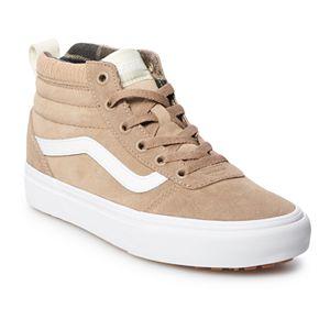 Vans Milton Women's High Top Skate Shoes   Top shoes, Cute